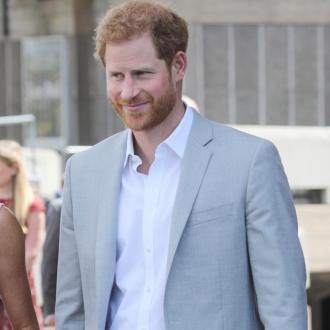 Prince Harry panics when he sees Queen Elizabeth