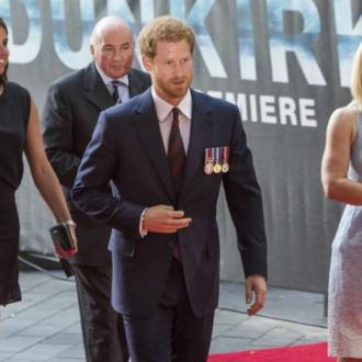Prince Harry praises the 'resilience' of young people