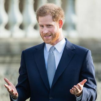 Prince Harry thanks author for bereavement book