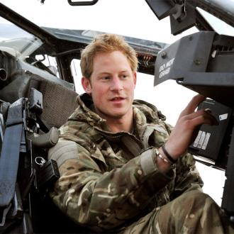 Prince Harry Qualifies As Apache Aircraft Commander