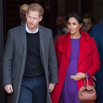 Duchess Meghan Reveals Baby Is Due In April