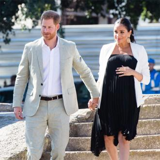 Duchess Meghan's Baby Shower Was Like A 'Family Reunion'