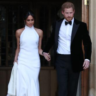Prince Harry and Duchess Meghan's wedding pictures leaked