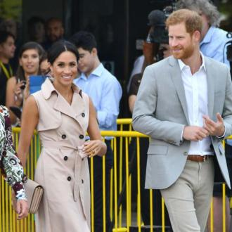 Prince Harry and Duchess Meghan 7k a day security