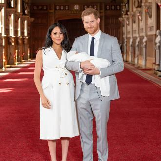 The Duke And Duchess Of Sussex 'Buck Tradition' For Archie's Christening