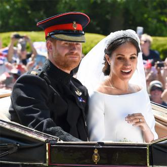 Meghan Markle Calm And Chatty Before Wedding