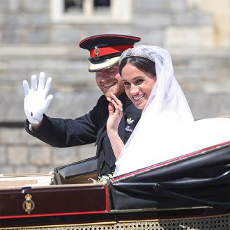 Prince Harry and Meghan Markle's magical wedding