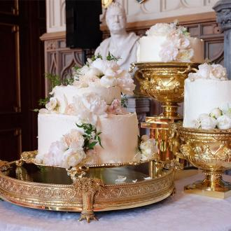Prince Harry And Meghan Markle's Wedding Cake Pays Homage Towards Summer