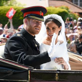 Prince Harry wedding guests 'told to wear sanitary pads'