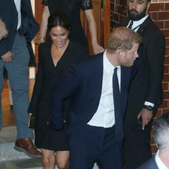 Prince Harry burst into song at Hamilton performance
