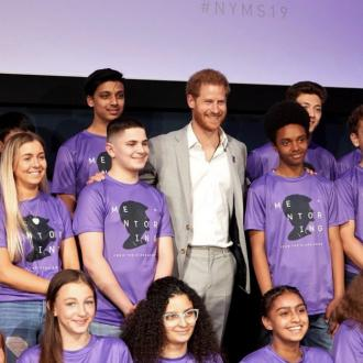 Prince Harry wants to be role model for his son