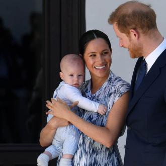 Prince Harry, Duchess Meghan celebrate Archie's birthday in lockdown