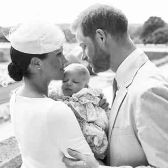 Prince Harry and Duchess Meghan's son Archie is christened