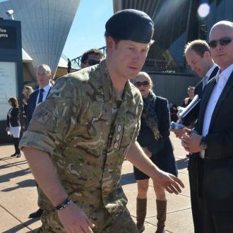 Prince Harry 'looking forward' to meeting Princess Charlotte