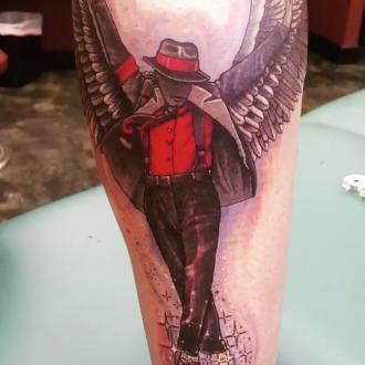 Prince Jackson Gets Michael Jackson Tribute Tattoo