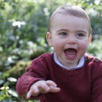 Prince Louis' First Birthday Marked With New Pictures