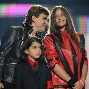 Michael Jackson's Children Pay Tribute At Michael Forever