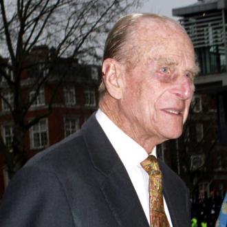 Prince Philip made surprise visit to King Of Thieves set