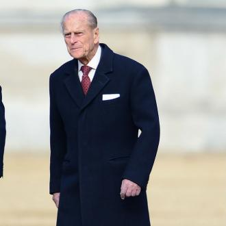 Prince Philip gets family birthday greetings