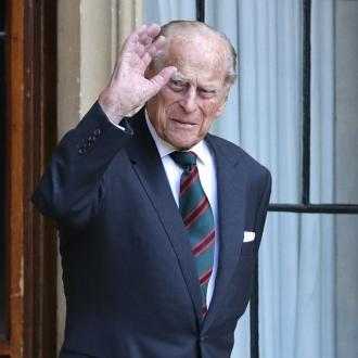 Prince Philip attends his first royal engagement in more than a year