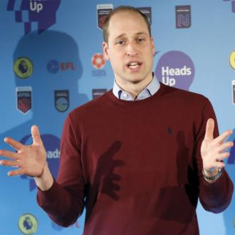 Prince William praised for people skills