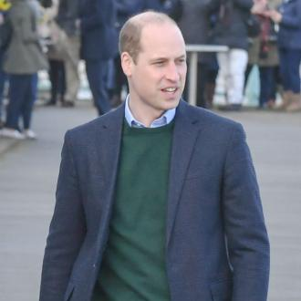 Prince William says Gareth Southgate is a 'legend'