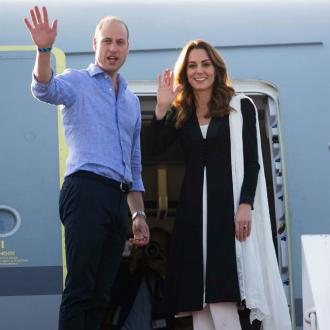 Duchess Catherine recalls plane turbulence 'adventure'