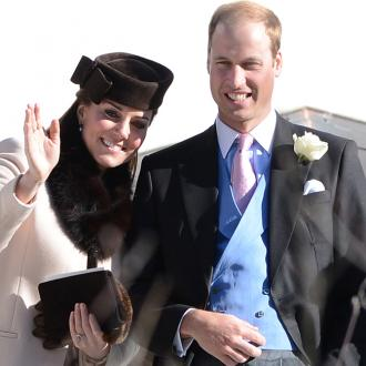 Duke And Duchess Celebrate Birth With A Pizza