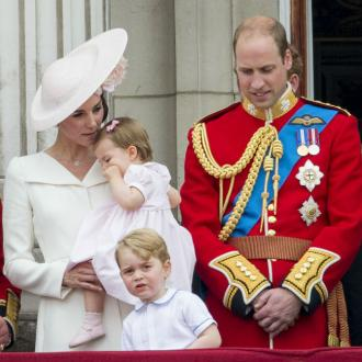 Prince William wants relaxed kids