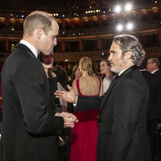 Prince WIlliam loved Joker
