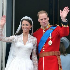 Prince William And Kate Leave Buckingham Palace