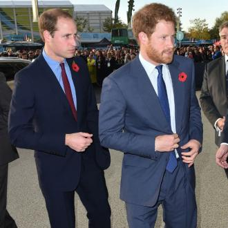 Prince William and Prince Harry's Zoom calls