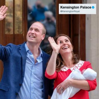 Duchess Catherine and newborn son leave hospital