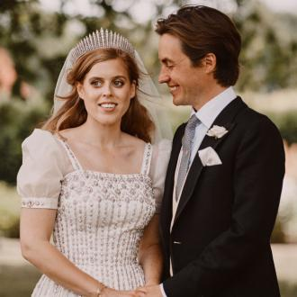 Princess Beatrice 'made a last-minute wedding dress change'