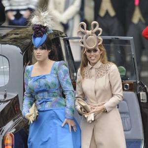 Princess Beatrice Couldn't Carry Off Hat