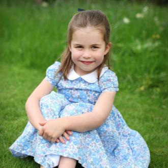 New Photos Of Princess Charlotte Released On Her Birthday