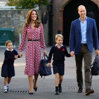 Princess Charlotte Starts School