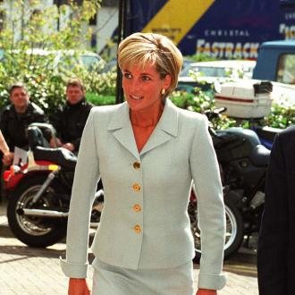 Princess Diana snuck into staff party