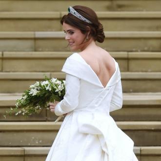Princess Eugenie's Wedding Dress Shows Off Scar
