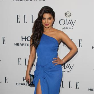 Priyanka Chopra laughed a lot on Baywatch set