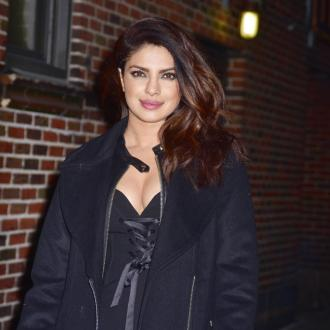 Priyanka Chopra gets 'shy' on the beach