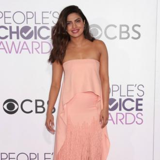 Priyanka Chopra works every day