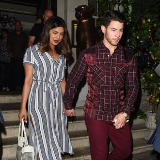 Nick Jonas and Priyanka Chopra visit orphanage