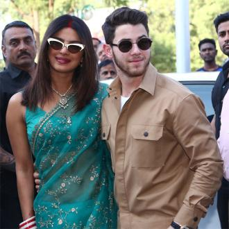 Nick Jonas says it was love at first sight when he met Priyanka Chopra