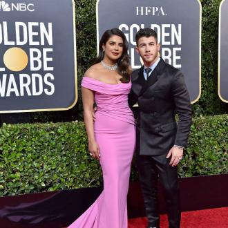 Priyanka Chopra and Nick Jonas joke new puppy was snubbed from Golden Globes