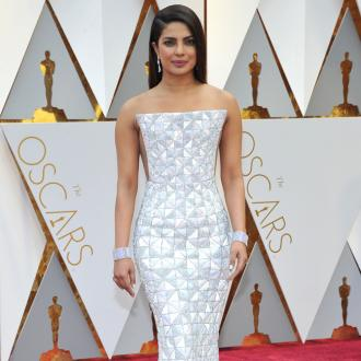Priyanka Chopra couldn't eat in her 2017 Oscars dress