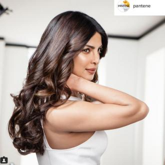 Priyanka Chopra Is The New Global Brand Ambassador For Pantene