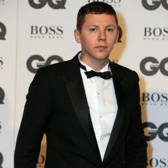 Professor Green curbs partying