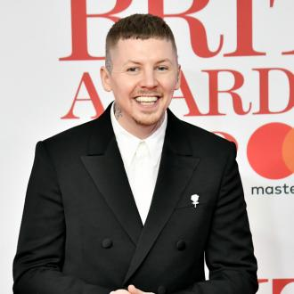 Professor Green nearly died