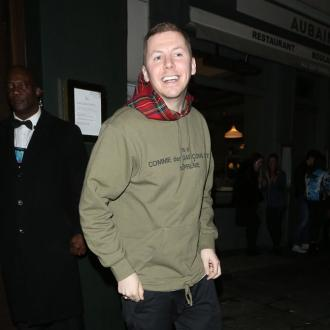 Professor Green: Antidepressants made life 'better'